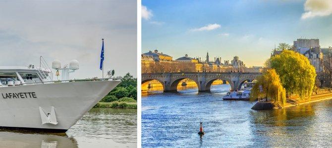 CroisiEurope presenta sus itinerarios y novedades para 2019