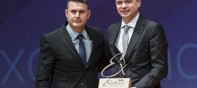 CroisiEurope recibe el Premio Excellence de Cruceros a la Mejor Compañía Fluvial