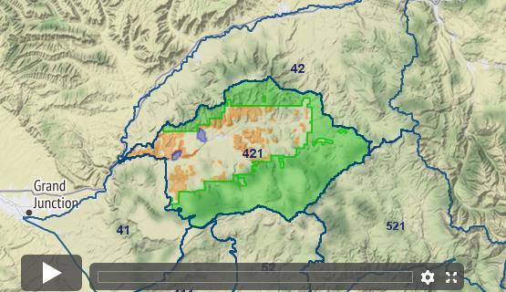 Land Colorado Values