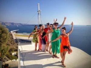 Экскурсии на Санторини Туры Такси Трансфер