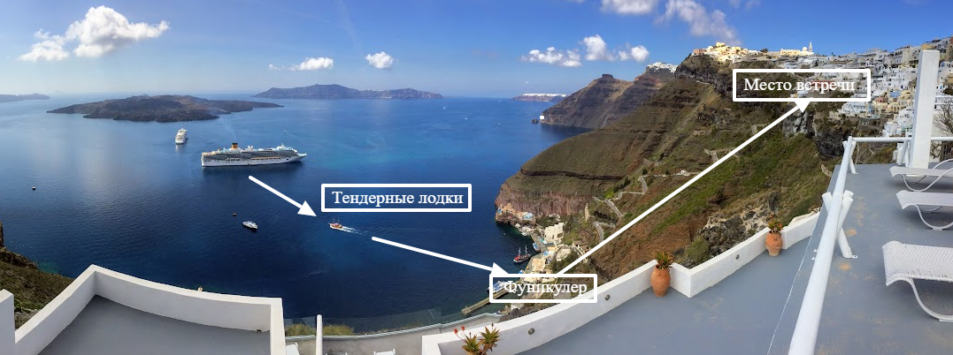 Туры в Грецию на о. Санторини с турфирмой Top Santorini Tours