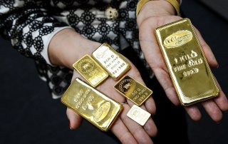 top gold bullion brand