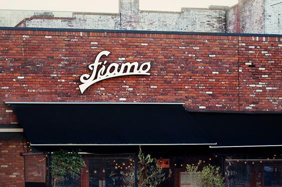 Fiamo Italian Kitchen in Victoria BC Canada