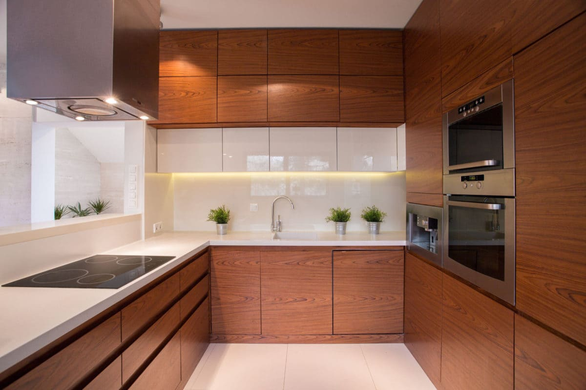 Custom Kitchen Cabinets Mark Hevier Enterprises Top