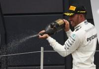 Heimsieg für Lewis Hamilton © Daimler AG