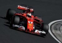 Sebastian Vettel siegt am Hungaroring © Ferrari Media
