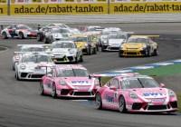 Thomas Preining am Weg zum Titel © Porsche AG