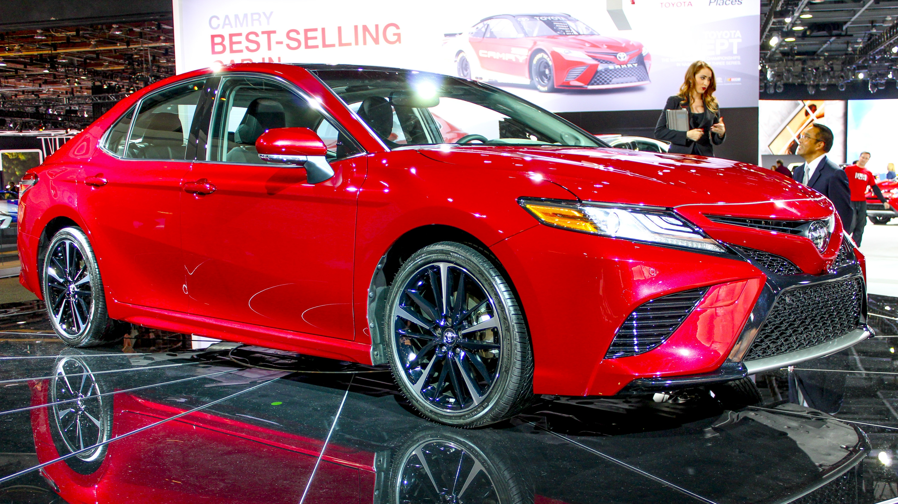 brand new camry se all vellfire 2018 toyota picture 702781 car review top speed