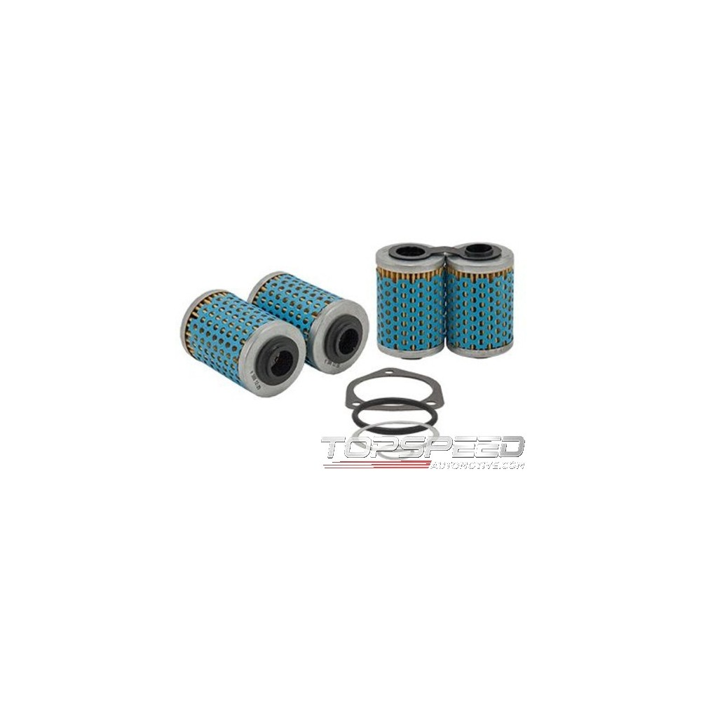 WIX Cartridge Lube Metal Canister Filter 24945 by WIX
