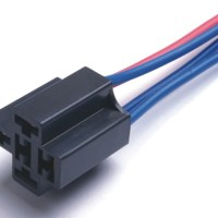 5pin relay socket