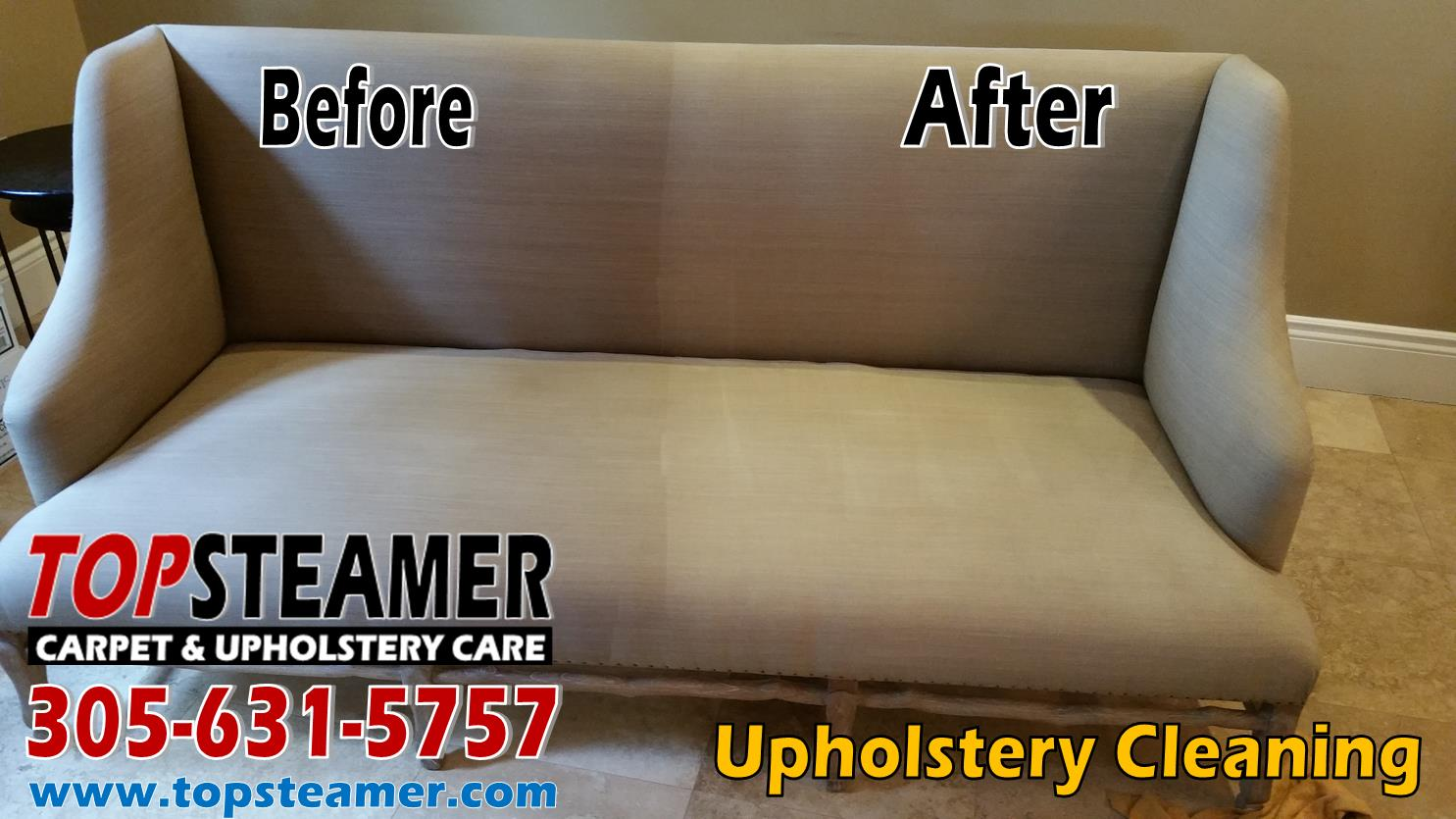 best steamer for sofa lc2 cassina preco carpet cleaning miami about us top upholstery