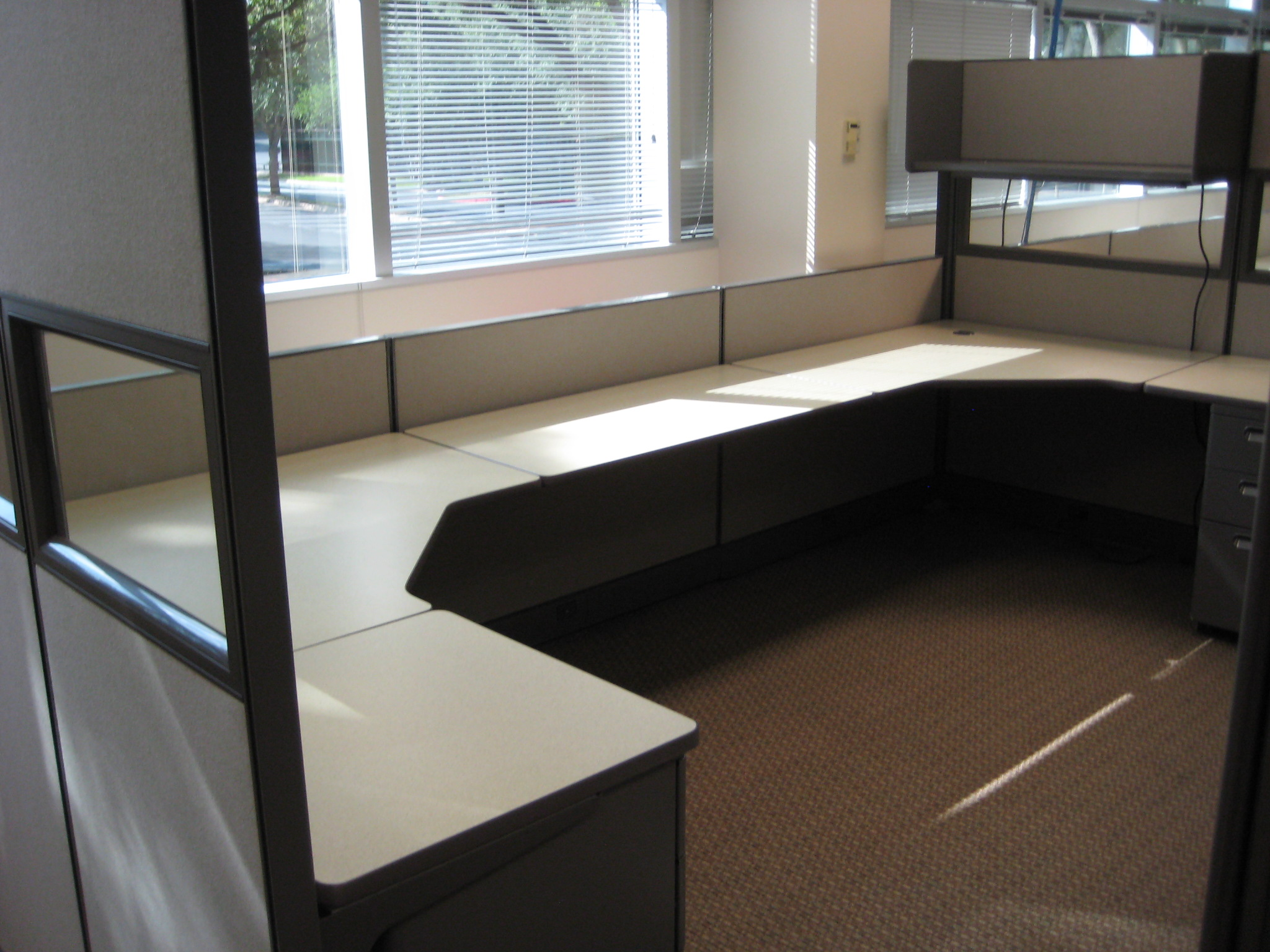 Cubicles Used New and Refurbished  Austin Texas