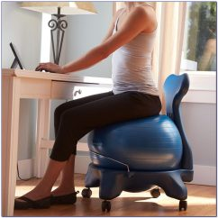 Ball Chairs For Office French Occasional Chair Best Balance Reviews Topstretch
