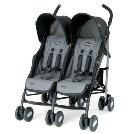 Chicco Echo Twin Stroller Review