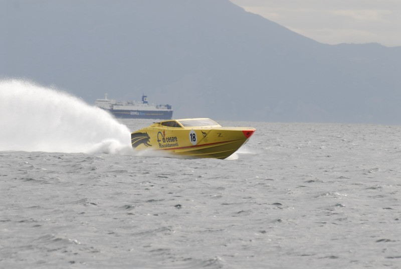 Propulsione nautica Racing TT 45 Top System