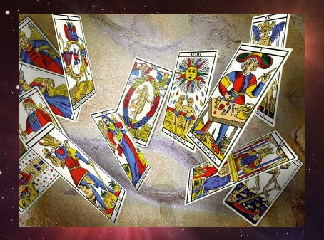 Top tarot