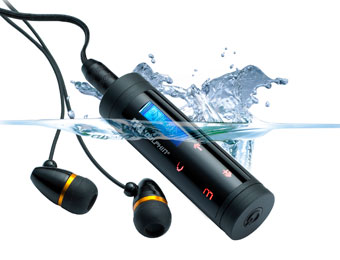 Mp3 impermeable