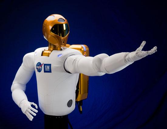 El robot del ahora