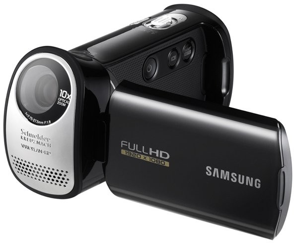Videocamara Samsung HMX-T10