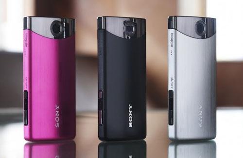 Sony presenta nuevas videocámaras