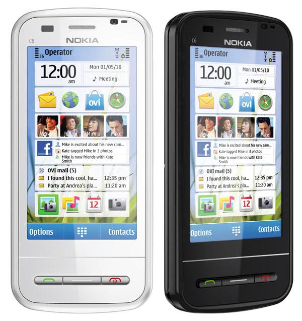 Nokia trae el nuevo C6-01