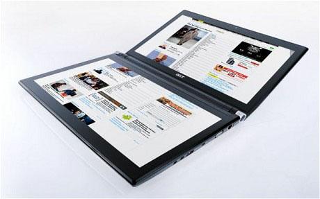 Informática y tecnologia: nuevo Acer Iconia