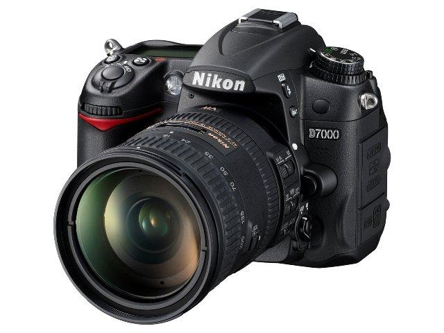 Nuevas cámaras Nikon D7000