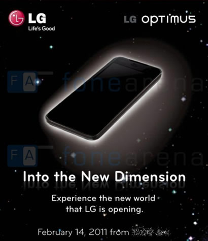 Telefonía LG-3D