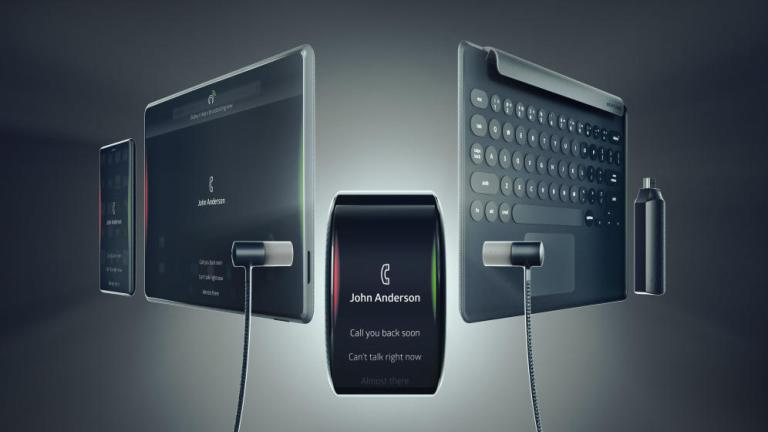 El smartwatch de Neptune Suite