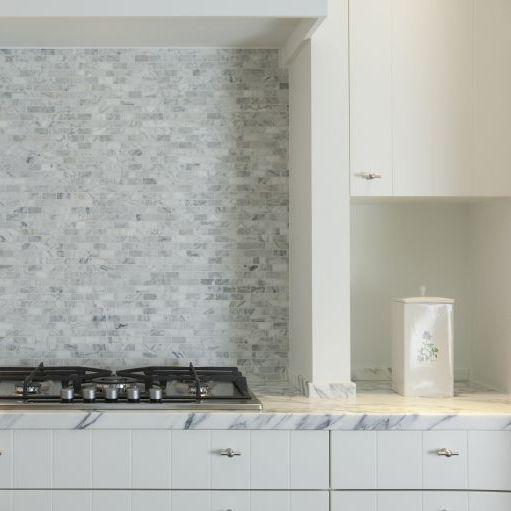 Keramische Mozaiek Tegels Of Natuursteen Mozaiek Top