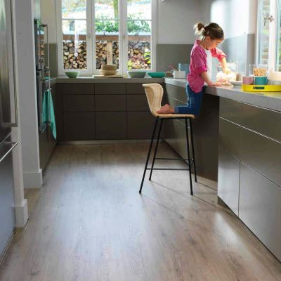 waterbestendige laminaat in de keuken