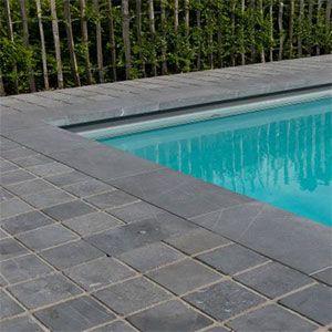 arduin tegels voor het zwembad of het terras