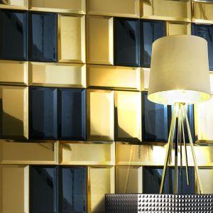 metrotegels-goud-mat-zwart