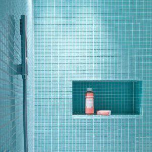 Met Kerdi Board van Schlutter kan je werkelijk elke vorm uitwerken in je douchewand.