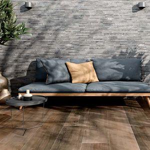 Keramische muretto's kan je mits de juiste plaatsing ook als buitentegels plaatsen.