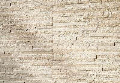 outlet tegels west vlaanderen: lot muretto beige 30x60cm pietra di lece van piemme