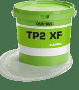 Omnicol kant en klare tegelpasta TP2 XF te koop bij Top Tegel 04 West Vlaanderen, tussen ieper en kortrijk.