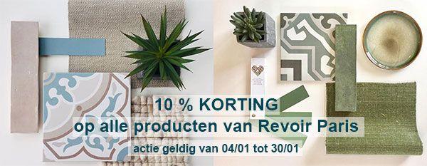 Solden op alle producten van Revoir Paris in West Vlaanderen