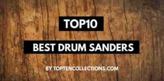best drum sanders