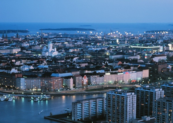 Beautiful City of Finland