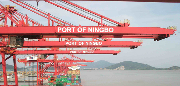 port of ningbo