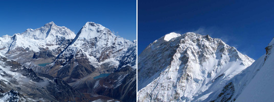 List of Top 5 Highest Mountains in the World