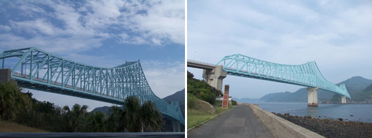 world's most famous longest truss bridge