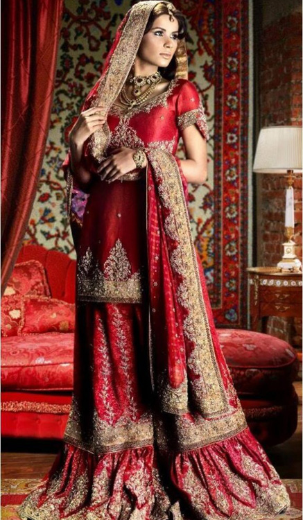 best gharara designs
