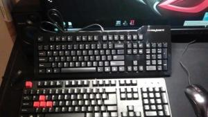 Das Keyboard vs SteelSeries 6GV2