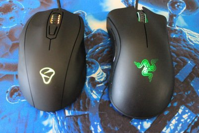 DeathAdder vs Castor