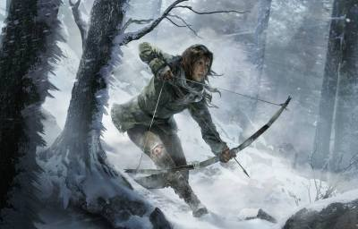 Rise of the Tombraider