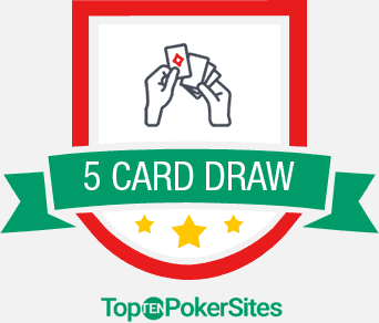 Each player then discards and draws up to 3 new cards to try and make a better hand than what they were dealt. 5 Card Draw Rules How To Play 5 Card Draw Poker Sites
