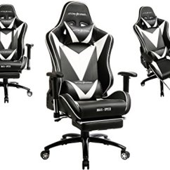 Gaming Chair Best Dresser With Mirror And Top 10 Comfortable Chairs 2019 Edition Ten Select The Gtracing Ergonomic Is About As A Pc Racing Design Gets But At Very Reasonable Price