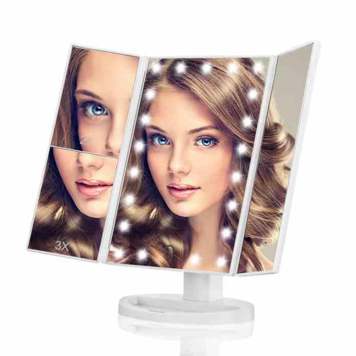 Top 10 Best Lighted Vanity Makeup Mirrors In 2021 Toptenthebest